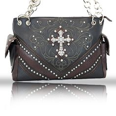 Checkout This Awesome Whole Handbag With Rhinestone Studded Work On Wholehandbags In Dallas