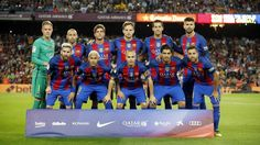 The team #FCBarcelona #Football #FCB #FansFCB