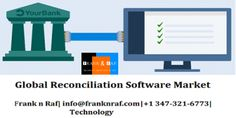 Global Reconciliation Software Market Size, Status and Forecast 2022 - FranknRaf Market Research Market Research, Software Development, Southeast Asia, Accounting, United States, Study, India, China, Japan
