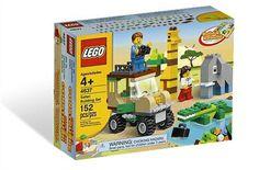 LEGO Bricks & More Safari Building Set 4637 - icon fabric