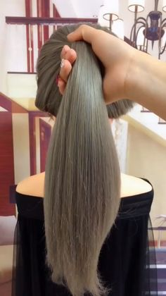 🌟Access all the Hairstyles: - Hairstyles for wedding guests - Beautiful hairstyles for school - Easy Hair Style for Long Hair - Party Hairstyles - Hairstyles tutorials for girls - Hairstyles tutorials Hairstyles For School, Girl Hairstyles, Braided Hairstyles, Hairstyles Videos, Hairstyle For Girls Video, Hair Upstyles, Wedding Guest Hairstyles, Long Hair Video, Hair Videos