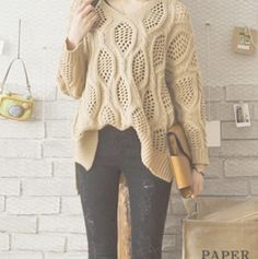 love-pictureperfectmemories:    Keep it clean-cut with Knitwear :)