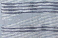 Japanese Fabric Nani Iro Free Way double gauze  by MissMatatabi