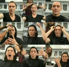 Tom Hiddleston Loki, Loki Thor, Loki Laufeyson, Thomas William Hiddleston, Marvel Actors, Marvel Avengers, Marvel Heroes, Marvel Comics, Marvel Jokes