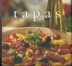 #Tapas #Recipe #Cookbook Susan Tee 2005 Paragon Publishing.