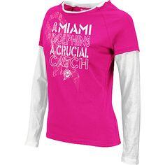 Women's Jacksonville Jaguars Nike Pink Breast Cancer Awareness V-Neck Tri-Blend T-Shirt