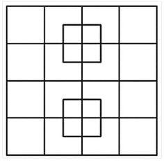 ¿Cuántos cuadrados?