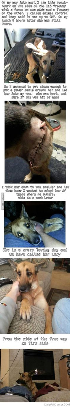 Awww...*tears*.....Awesome story, faith in humanity restored!!