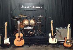 "FOTOS + VÍDEO - Álvaro Assmar - Lançamento Cd ""THE OLD ROAD"" - Teatro IRDEB - Salvador-Bahia-Brasil (25-09-2014)"
