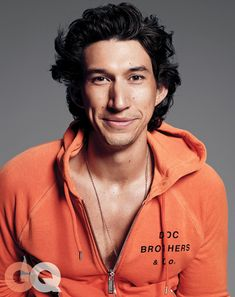 Pretty sure I'm gunna be rooting for the bad guy in Star Wars VII! -- 1408112985157_adam driver gq magazine september 2014 11