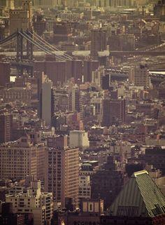 Manhattan-the city I love <3