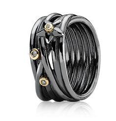 Pandora rings are my favorite.
