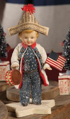 Yankee Doodle for 4th of July Decor