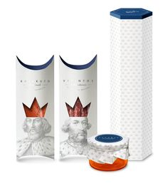 Your Majesty! ARVI Turkey Gift Packaging on Packaging of the World - Creative Package Design Gallery