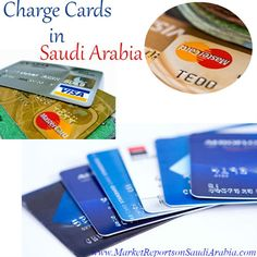 #ChargeCards in #SaudiArabia