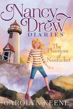 Buy The Phantom of Nantucket by Carolyn Keene at Mighty Ape NZ. A dream trip to Nantucket turns into a nightmare in this seventh book of the Nancy Drew Diaries, a fresh approach to a classic series. Nancy, Bess, a. Book Series, Book 1, This Book, Teen Series, Nancy Drew Mysteries, Cozy Mysteries, Nancy Drew Diaries, Nancy Drew Party, Her Interactive