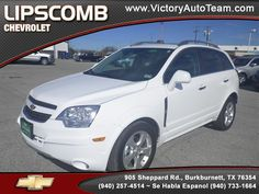 2014 Chevrolet Captiva Sport LT asking 18988