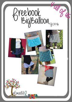 Freebook Big Ballon - Ballonrock 34 - 46