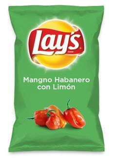 Wouldn't Mangno Habanero con Limón be yummy as a chip? Lay's Do Us A Flavor is back, and the search is on for the yummiest flavor idea. Create a flavor, choose a chip and you could win $1 million! https://www.dousaflavor.com See Rules.
