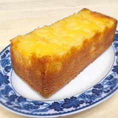 パウンド型18cm - 14件のもぐもぐ - パイナップルのパウンドケーキ by taka5358
