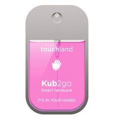 KUB2go is the first iconic hand sanitizer on the go that will become a must have in your life. Its brilliant design allows you to carry it with you anywhere you go.. even in your pocket. For the first time, you can choose your fragrance. Everybody has different tastes and KUB2go is design to accomplish everyone's desire. It's time for Smart hand care to get personal