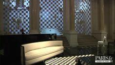 Andrée  Putman-l 'ambassadrice du style l hotel de ville. Paris