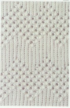 Lace Knitting Stitch #63