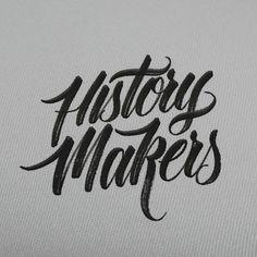 Be a history maker ! / Créez l'histoire !