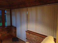Vertical blinds, Whitchurch, Shropshire. http://blindswhitchurch.co.uk