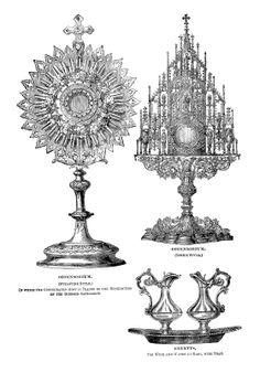 Catholic items.