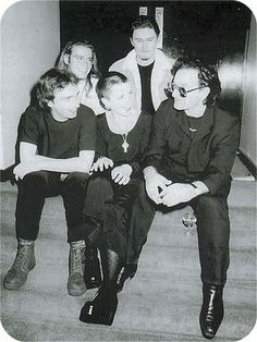 Bono and the Cranberries! Ha!