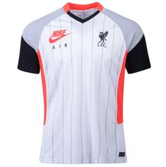 Liverpool 2021 AIR MAX Men Soccer Jersey Personalized Name and Number – zorrojersey Liverpool, Air Max, Nike Air, Soccer, Names, Model, Tops, Fashion, Moda