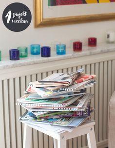 Magazine Rack, Organization, Storage, Living, Decluttering, Furniture, Home Decor, Calendar, Getting Organized