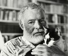 Ernest Hemingway was once given a 6 toed cat by a ship Captain.  That line of cats can still be seen today at the famous Hemingway museum home in Key West.