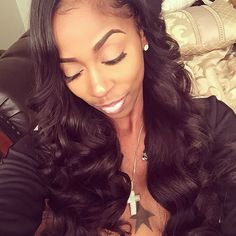 Shop Best Human Hair Wigs for Black Women,Lace Wigs for African American with Factory Cheap Price, DHL Worldwide Shipping,Big Promosion and Store Coupons Available Best Human Hair Wigs, Human Hair Lace Wigs, Remy Human Hair, Straight Black Hair, Long Black Hair, Black Girl Weave, Kash Doll, Brazilian Curly Hair, Black Girls Hairstyles