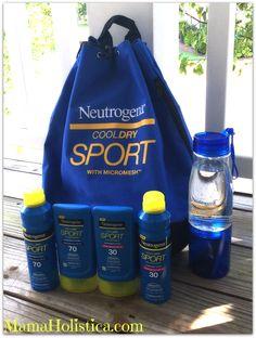 Práctica tu Deporte Favorito Protegiendo tu Piel del Sol. Sorteo de 4 productos #PushFurther #mamaholistica
