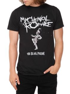 My Chemical Romance Black Parade T-Shirt | Hot Topic