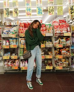 Incredibile Tokyo Streetstyle with Revolve – Vestiti – Abiti Indie Outfits, Cute Casual Outfits, Casual Chic, Travel Outfits, Indie Clothes, Hipster Style Outfits, Travelling Outfits, Hipster Clothing, Simple Edgy Outfits