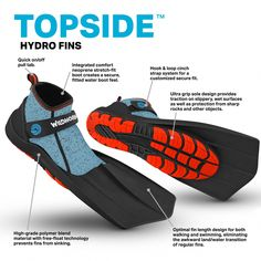 Pin it for later. Find out More snorkeling for beginners. Wildhorn Topside Snorkel Fins- Compact Travel, Swim, and Snorkeling Flippers for Men and Women. Revolutionary Comfort on Land and Sea. Swim Fins, Scuba Diving Gear, Padi Diving, Scuba Diving Equipment, Inflatable Kayak, Koh Tao, Survival Gear, Homestead Survival, Survival Skills