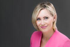 Headshot Photography Case Study – TV Presenter