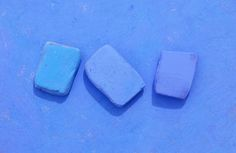 Painting Blue Skies | Applying the Theory of Light, Part 1, in this week's Pastel Pointers by Richard McKinley. ~ch #color #blue