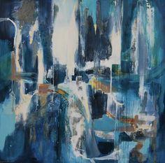 "Saatchi Art Artist Mona Birte Wichstad; Painting, ""blessed"" #art"