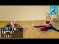 Easy trick to fall asleep, Pranayama with James Reeves - YouTube
