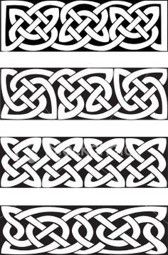 Celtic Knot Motifs