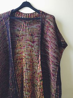 Ravelry: Midnight Madness pattern by Lesley Anne Robinson