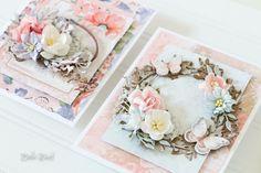 Shabby cards. #bobunny @memoryboxco #shabbycard #butterflykisses @mybobunny
