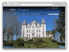 Sotheby's International Realty Affiliates LLC today announced the launch of a branded website for the Historic specialty market. http://www.historicpropertysir.com/eng
