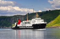 Get away from it all! Travel to beautiful Bute across the Firth of Clyde on Caledonian McBrayne's lovely ferries