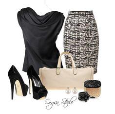 orysa+steele   Black and Creme - Orysa Steele   A Temp Board #3: Sort