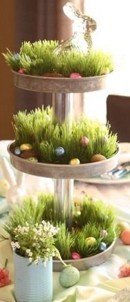 Easter Centerpiece !